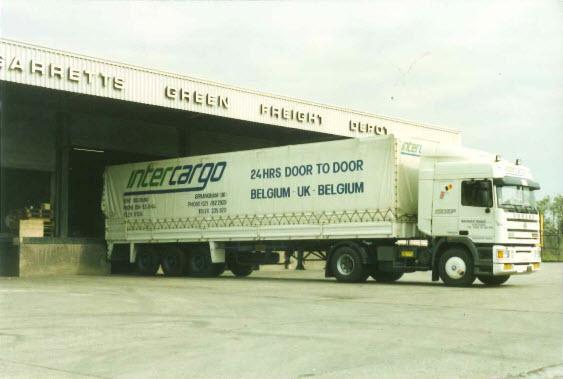 Old Transuniverse Truck