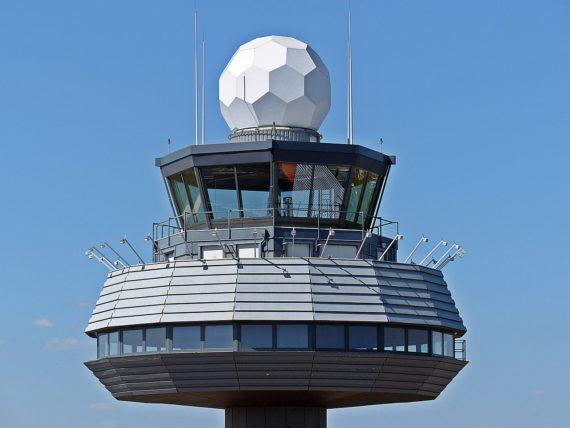Control tower Romania